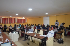 Une mission de diagnostic menée par des mentors de la WCPT